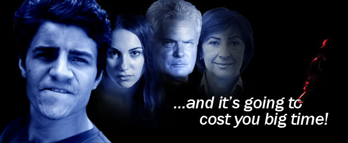 I know what you did last summer... and it's going to cost you big time!